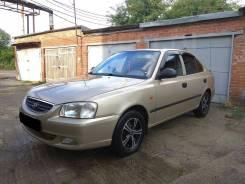 Hyundai Accent. LC, G4EC
