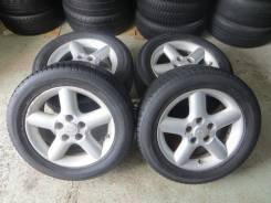 "Диски Nissan с резиной Goodride 215/55R16. 6.5x16"" 5x114.30 ET40"