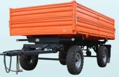 Нефаз. Прицеп тракторный 2ПТМ5, 5 000кг.