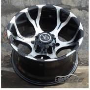 "XO Wheels. 8.5x15"", 6x139.70, ET-32, ЦО 110,1мм. Под заказ"