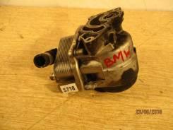 Радиатор масляный. BMW: X1, 1-Series, 5-Series, 3-Series, X3, Z4 Двигатели: N46B20, N43B20, N43B20OL, N42B20