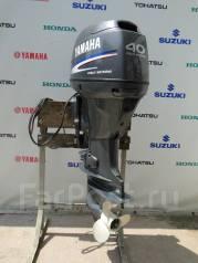 Yamaha. 40,00л.с., 4-тактный, бензиновый, нога L (508 мм), 2003 год год
