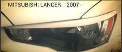 Накладка на фару. Mitsubishi Galant Mitsubishi Lancer