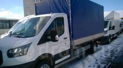 Ford Transit. бортовой с тентом 470E (4300х2200х2300) в Москве