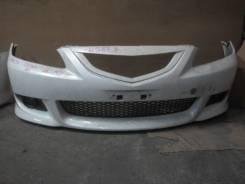 Бампер передний Mazda 6 GG Sport