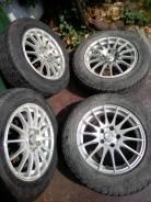 """Продам отличные колёса. 6.5x16"""" 5x114.30 ET-35 ЦО 60,1мм."""