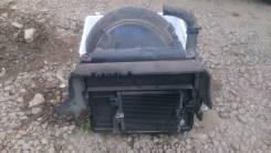 Радиатор охлаждения двигателя. Toyota Dyna, XZU362