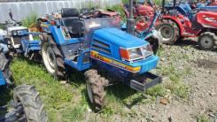 Iseki. Трактор 17л. с, 4wd, ВОМ, фреза, 3 цилиндра, 17 л.с.