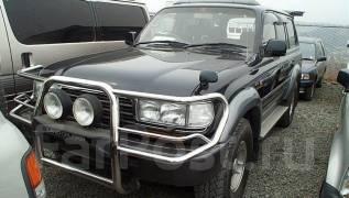 Toyota Land Cruiser. ПТС HDJ81