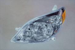 Фара Toyota Matrix ZZE13# `02-08 LH ЛЕВАЯ (8115002220 / 312-1162L-US / DEPO)