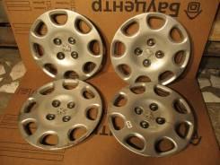 Колпак. Peugeot 206, 2A/C, 2D, 2E/K Двигатели: DV4TD, DW10TD, EW10J4, TU1JP, TU3A, TU3JP, TU5JP4