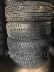 Dunlop SP Winter ICE 02. Зимние, шипованные, 2014 год, 5%, 4 шт
