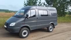 ГАЗ 27527. Продается газ 27527 соболь 4*4 полный привод, 2 890куб. см., 1 000кг.