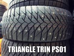 Triangle Group PS01. Зимние, шипованные, без износа, 4 шт