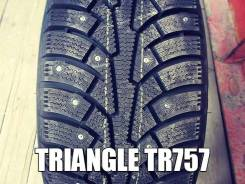 Triangle Group TR757. Зимние, шипованные, 2018 год, без износа, 4 шт