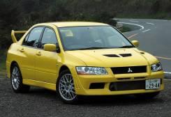 "Mitsubishi. 8.0x17"", 5x114.30, ET38"