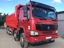 Howo. Продаётся грузовик , 9 000куб. см., 40 000кг., 8x4
