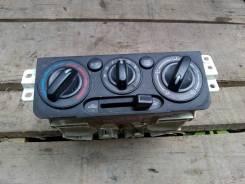 Блок управления климат-контролем. Mazda Demio, DW3W Двигатели: B3E, B3ME