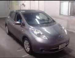 Nissan Leaf. ZEO, 57