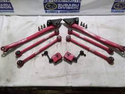 Рычаг, тяга подвески. Subaru Impreza WRX STI, GGB Двигатель EJ207