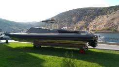 Goldfish. 2013 год год, длина 11,22м., двигатель стационарный, 660,00л.с., дизель