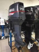 Yamaha. 70,00л.с., 2-тактный, бензиновый, нога L (508 мм), 1998 год год