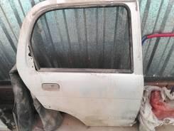 Дверь Toyota CAMI J100E, правая задняя