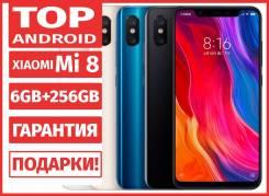 Xiaomi Mi8. Новый, 256 Гб и больше, Черный