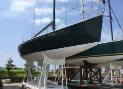 Яхта спортивная Farr 40. Длина 12,41м., 2000 год год. Под заказ