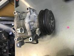 Компрессор кондиционера. Toyota Premio, NZT240 Двигатель 1NZFE