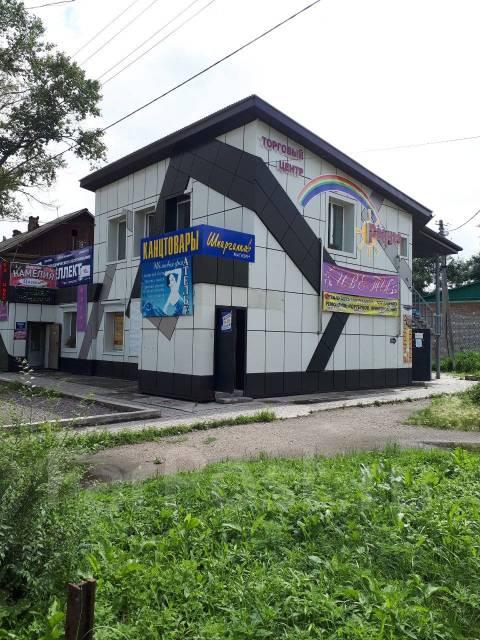 Продам административно - торговое здание. Улица Октябрьская 88г, р-н Лесозаводский, 271кв.м.