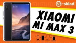 Xiaomi Mi Max. Новый, 64 Гб, 3G, 4G LTE, Dual-SIM
