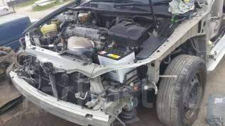 Жесткость бампера. Toyota Camry, ACV30, ACV30L, ACV31, ACV35, MCV30, MCV30L Двигатели: 1AZFE, 1MZFE, 2AZFE