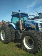 New Holland. Трактор new holland tg285, 285 л.с.