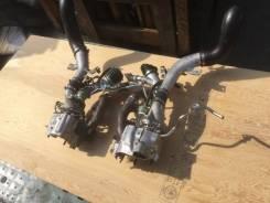 Турбина. Nissan GT-R, R35
