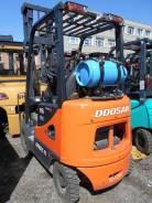 Doosan G15S-5. Погрузчик 1.5т газ-бензиновый Doosan новый, 1 500кг., Газовый