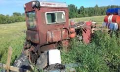 Самодельная модель. Дизельный самодельный трактор с прицепом, 28 л.с. Под заказ