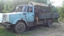 ЗИЛ 4331. Продам грузовик с краном ЗИЛ-4331, 6x4