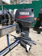 Yamaha. 60,00л.с., 2-тактный, бензиновый, нога L (508 мм), 2007 год год