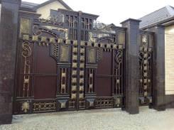 Сварочные работы, изготовление металлоконструкций, ворота, забор