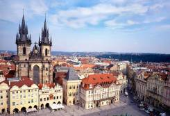 Чехия. Прага. Экскурсионный тур. Чехия 30.08