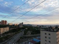 2-комнатная, улица Терешковой 27. Чуркин, частное лицо, 51кв.м. Вид из окна днём