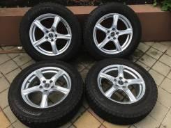 """Bridgestone. 7.0x17"""", 5x114.30, ET45, ЦО 73,0мм."""