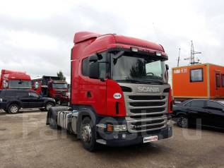 Scania G. Тягач 400 С Высокой Кабиной Скания джи 400 2012 год, 12 740куб. см., 4x2