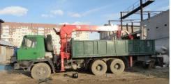Tatra. Продам грузовик Татра с манипулятором, 3 000куб. см., 12 000кг.