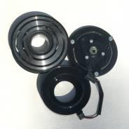Муфта компрессора кондиционера. Nissan X-Trail, DNT31, T31, T31R Двигатели: M9R, MR20DE, QR25DE