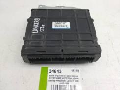 Блок управления двигателем 1.6 16V 4G18 МКПП Митсубиси Лансер MItsubishi Lancer 9 (CS) 2003-2010 (MN132784 1860A318)