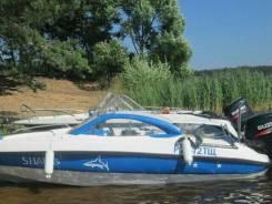 Pragmatic Favorit-490. 2009 год год, длина 4,80м., двигатель подвесной, 80,00л.с., бензин