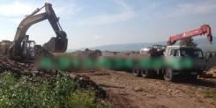 Воровайка Камаз 18 тонн