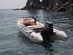 Suzumar. 2008 год год, длина 3,90м., двигатель подвесной, 40,00л.с., бензин